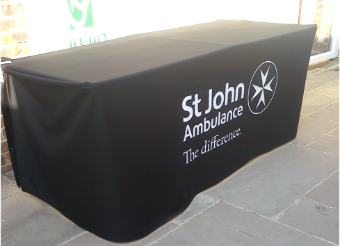 Tablecloth for Conference